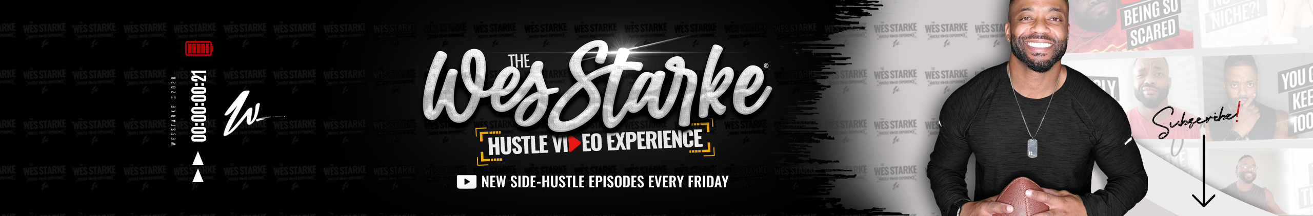 Wes Starke | Inspiring Hustlers